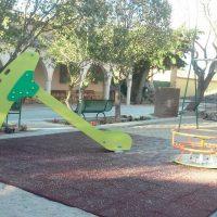 Parque Iglesia El Simarro