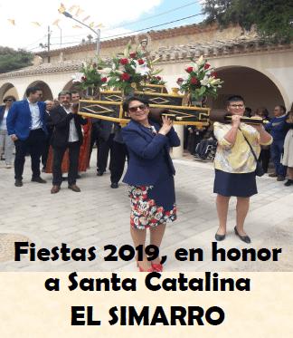 Programa de fiestas el simarro 2019